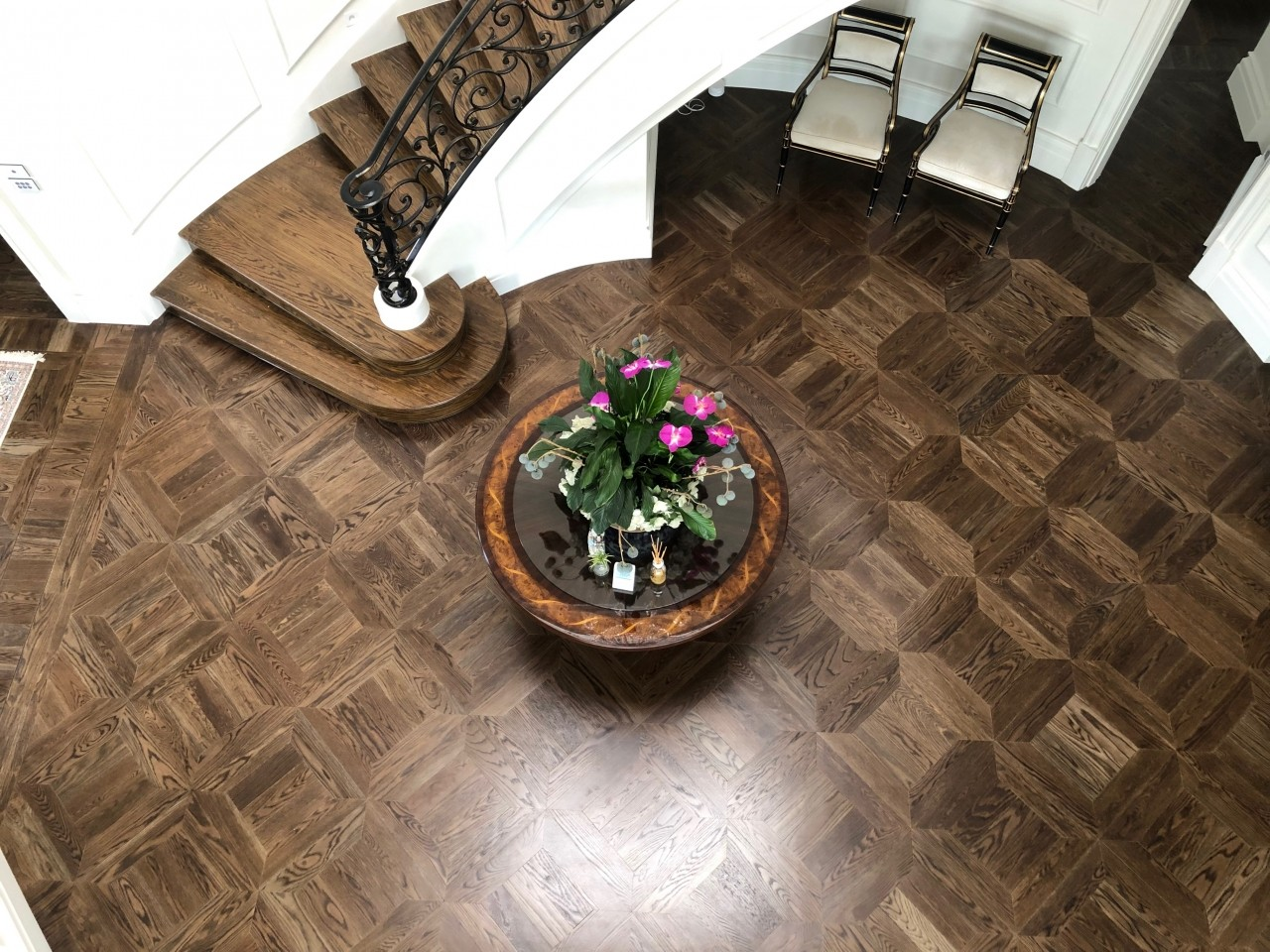Monticello Parquetry by Masterfloors