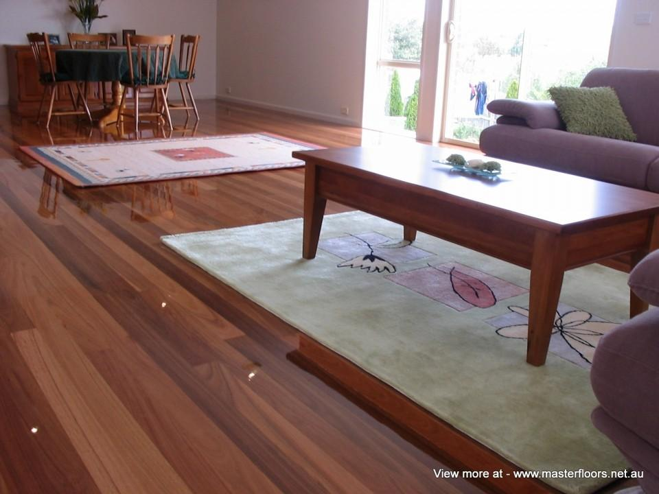 Timber flooring is one of the world's most beautiful flooring materials.